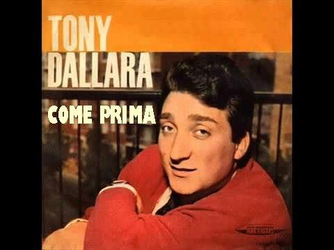 Come prima, Tony Dallara(1957), by Prince of roses