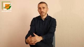 Артур Хаев — тренер «Квадратного апельсина»