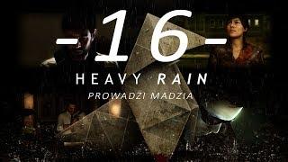 [PS4] Heavy Rain #16 - U zabójcy / Stary magazyn [End]