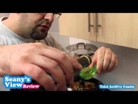 Seany's View - Tefal Actifry Family Review