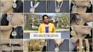 WHAT MY PARENTS GOT FROM INDIA(PART 1)||INDIAN JEWELLERY HAUL