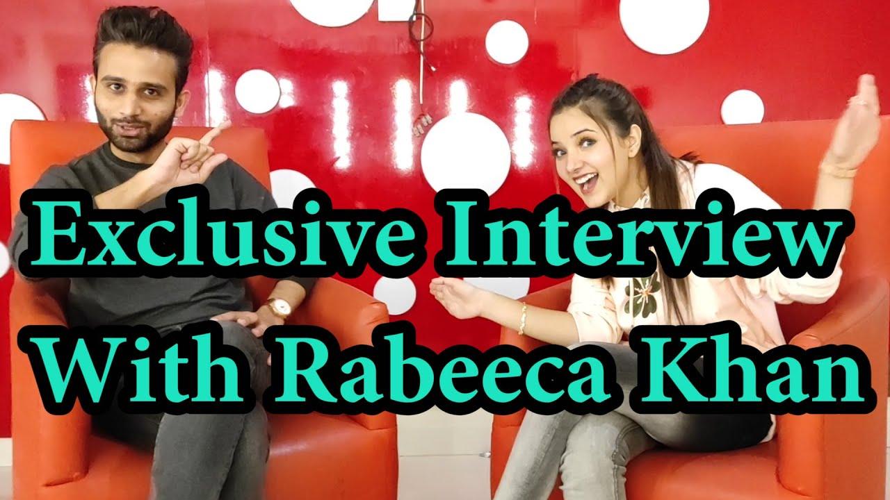 Exclusive Interview With Rabeeca Khan | Gossip Guru