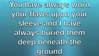 Flaws - Bastille (Lyrics)