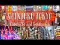 KABUKICHO and GOLDEN GAI - Shinjuku Tokyo { A daily LIVING IN JAPAN vlog}