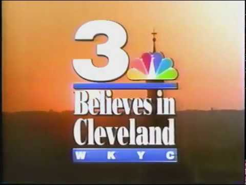 WKYC Believes in Cleveland Promo Campaign (1991)