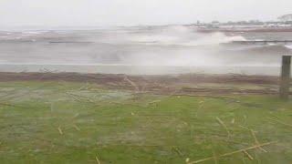 عاصفة شديدة تودي بحياة 4 على الأقل وتعطل حركة الملاحة في عدة بلدان أوروبية…