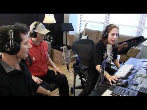 TV Fitness Icon GILAD & Steve Feinberg - P2 - MARINA's Musical Health Talk