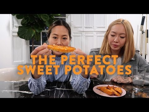 How To Cook Sweet Potatoes The Right Way  Aimee Song