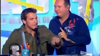 Quand Stéphane Guillon se chie dessus face à Benjamin Castaldi