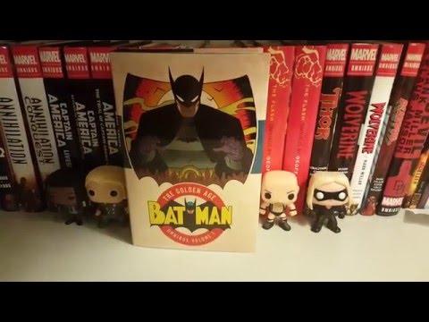 Batman The Golden Age Omnibus Vol 1  Bob Kane, Bill Finger, Gardner Fox, Jerry Robinson Overview