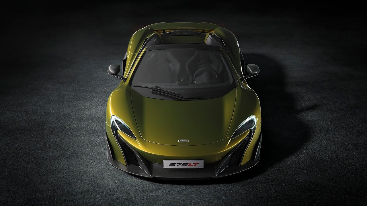 Inferno Exotic Car 2017 >> The McLaren 675LT Spider - YouTube