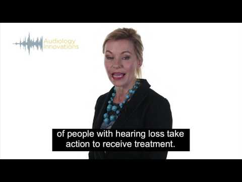 Current Canadian Statistics About Hearing Loss (closed Captioned)