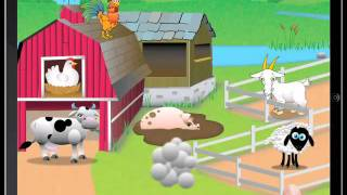 Repeat youtube video Old MacDonald by LoeschWare, Educational App Fun for Your Little One