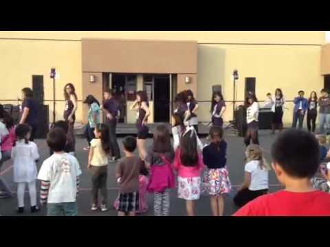 KKAP Konnect KPOP   World Fair at Vista Verde Elementary School 2012