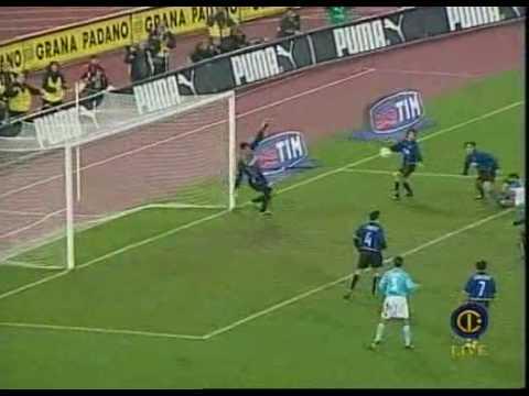 2002 2003 Lazio Vs Inter 3 3 Youtube