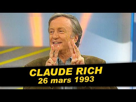 Claude Rich est dans Coucou c'est nous - Emission complète