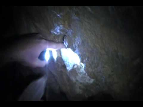 spelunking colorado quartz mine