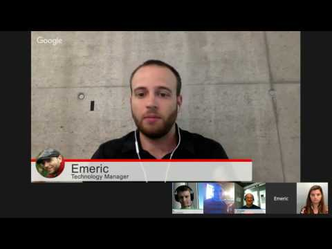 Google Webmaster Central AMP office-hours hangout