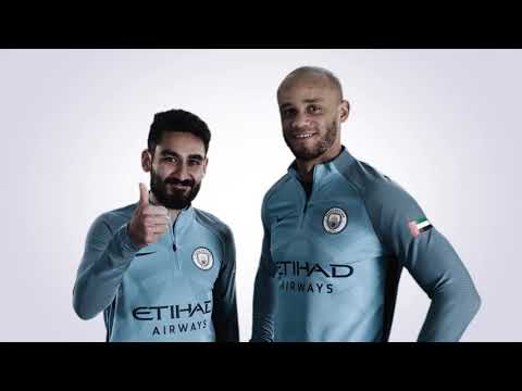 Happy UAE National Day from ManCity | Etihad Airways