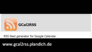 Google Calendar on your mobile phone