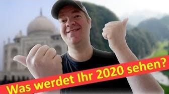 Was Du in diesem Jahr noch sehen wirst | Trailer 2020 Deutsch