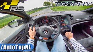 2019 Renault Megane RS TROPHY 300 POV Test Drive by AutoTopNL