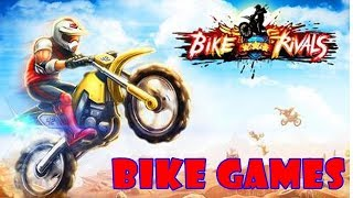 Bike Games for Kids - Bike Rivals Android Game Play Video HD