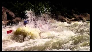 GoPro : Whitewater Rafting The Lower New River - West Virginia