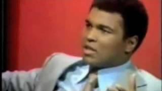 Boxer Muhammad Ali Defends Muslim Women (hijab Aka Headscarf, Scarf, Head Cover)