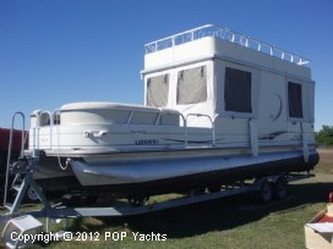 Sold Used 2007 Sun Tracker 30 Party Hut In Galliano