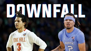 Cole Anthony Was Ranked ABOVE LaMelo Ball In High School... What Happened?