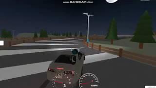 Drifting in (ROBLOX HEAVY CLUTCH)