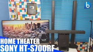 """HOME THEATER 5.1 """"DE RESPONSA""""! SONY HT-S700RF 
