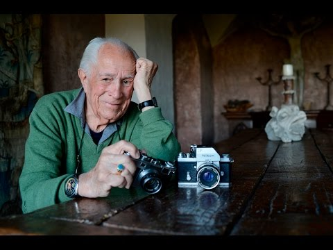 January 23, 1916 - June 7, 2018 David Douglas Duncan | Nikon 100th Anniversary