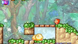 Kirby & the Amazing Mirror - Kirby  and  the Amazing Mirror (GBA / Game Boy Advance) - Vizzed.com GamePlay - User video