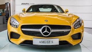 Khám phá Nội thất, Ngoại thất Mercedes-AMG GTS | XSX