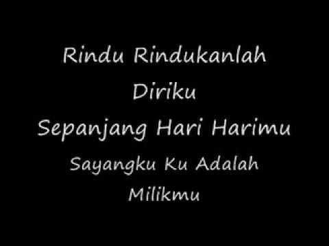 Rindukanlah Karaoke (L/R) - Encik Mimpi (Minus One By Jade)