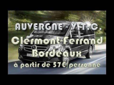 Auvergne vtc clermont ferrand bordeaux pas cher d s 57 for Garage pas cher clermont ferrand