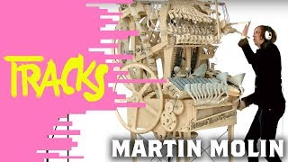 Martin Molin - TRACKS Arte