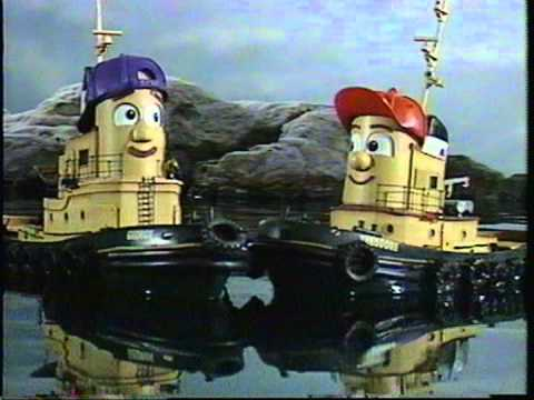 Theodore Tugboat Harbourmaster Cut Test - YouTube