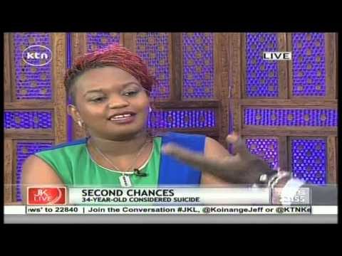 Jeff Koinange Live with Rahab Omunzi, Former Sex Worker Turned Social Worker part1