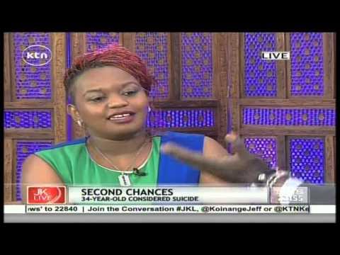Jeff Koinange Live with Rahab Omunzi, Former Sex Worker Turned Social Worker part1