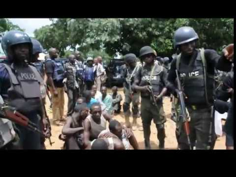Suspected Kaduna Kidnappers Arrested