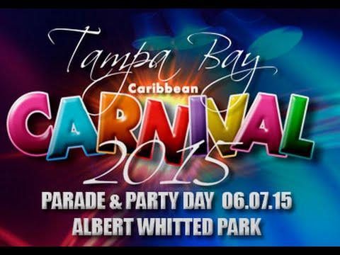 CARNIVAL 2015   ST. PETERSBURG   FLORIDA USA