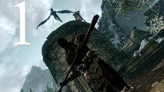 Прохождение The Elder Scrolls V: Skyrim -Имперские ублюдки! (#1)