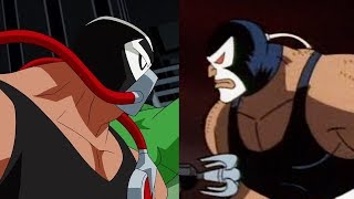 See Evolution of Bane in Cartoons in 8 Minutes 2017