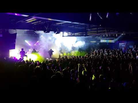 Eskimo Callboy - MC Thunder (live @ Impericon Festival - Backstage München - 27.04.2018)