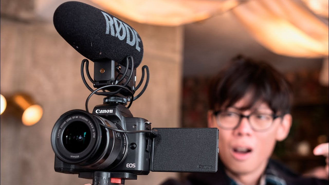 Canon M50 (first 4K mirrorless camera from Canon) pros
