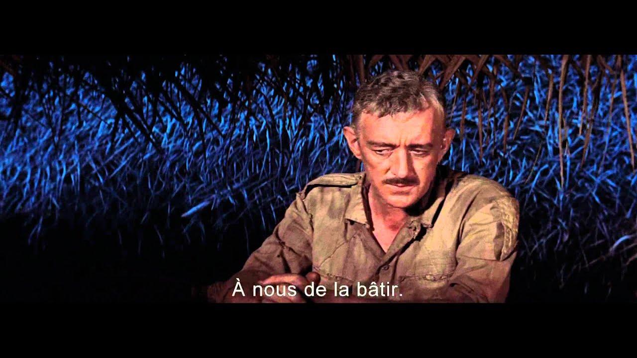 Le Pont de la rivère Kwaï (1957) // Bande-annonce HD (VOSTF)