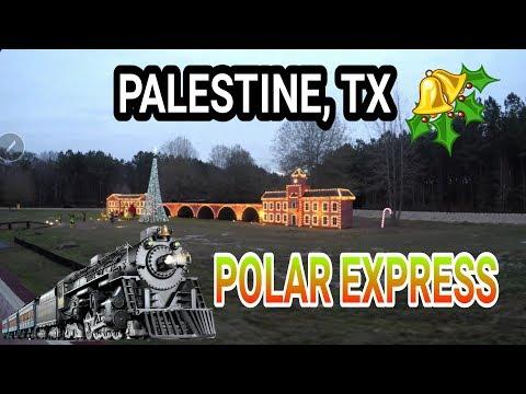Polar Express Palestine, TX